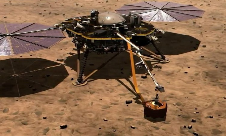 Mars is officially seismically active announces NASA - SAT PRWire