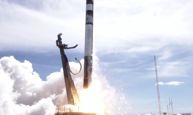 Rocket Lab recover parachute rocket after sending satellites - SAT PRWire